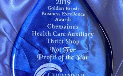 2019 Golden Brush Award