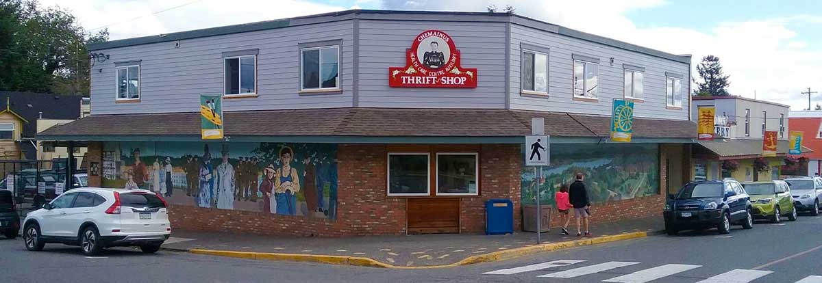 Chemainus Health Care Auxiliary Thrift Store