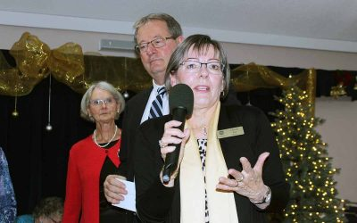 Chemainus Health Care Auxiliary's incoming, outgoing dollars truly remarkable
