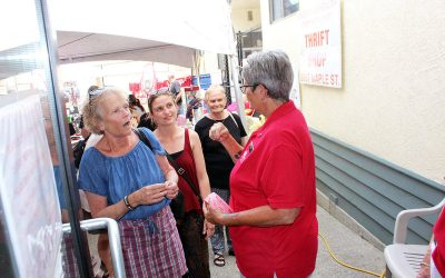 Chemainus Health Care Auxiliary embraces the community at celebration