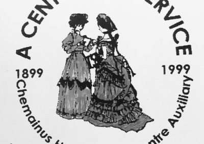 1899-1999 A Century of Service | Chemainus Health Care Centre Auxiliary