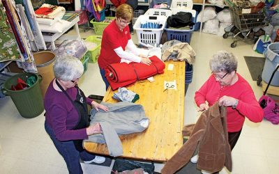 Chemainus Thrift Shop donates $150,000 annually