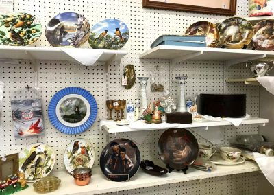 Chemainus Health Care Auxiliary Collectibles
