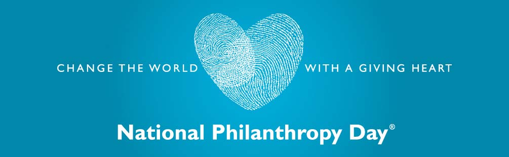 2020 National Philanthropy Day Giving Hearts Honour Roll Recipient